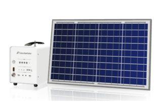 Canadian Solar Atlas solar home system
