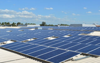 Canadian Solar in Windsor NSW, Australia