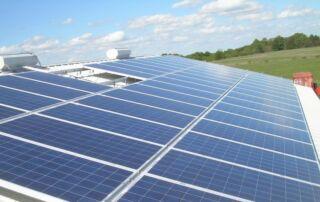 Hanwha solar panels