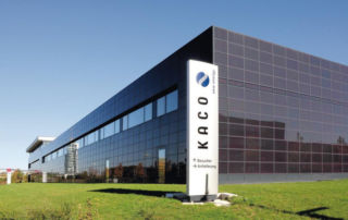 KACO HQ in USA