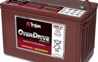Trojan OverDrive - AGM 31