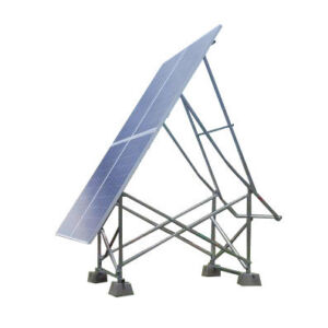 FabRack 2-Panel Adjustable Ground Mount