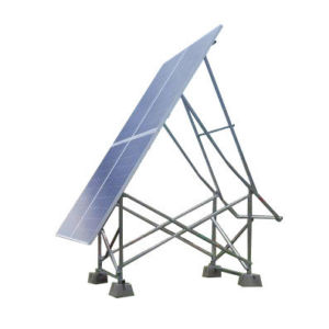 FabRack 4-Panel Adjustable Ground Mount