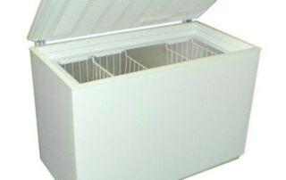 SunDanzer DCR225 DC fridge