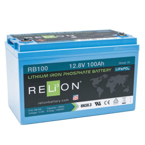 Relion RB100 Lithium Ion