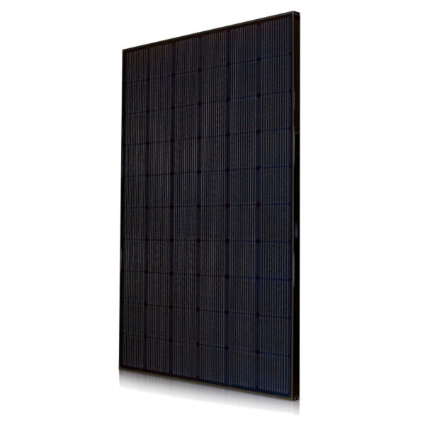 Black-on-Black 60-cell Panel