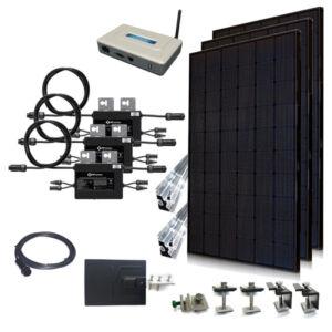 Grid Tie 10kW-micro-inverters