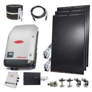 10kW Grid-Tie Kit (String Inverter)