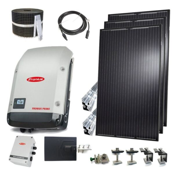 Grid-Tie Kit Hanwha & Fronius