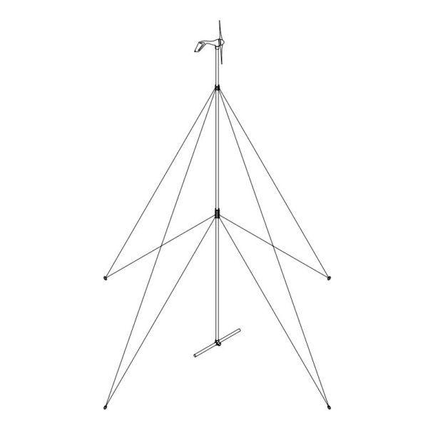 Primus 45 feet tower kit