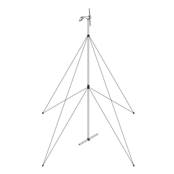 Primus 45 feet tower kit