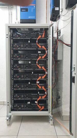 "Volthium 19"" Rack Battery"