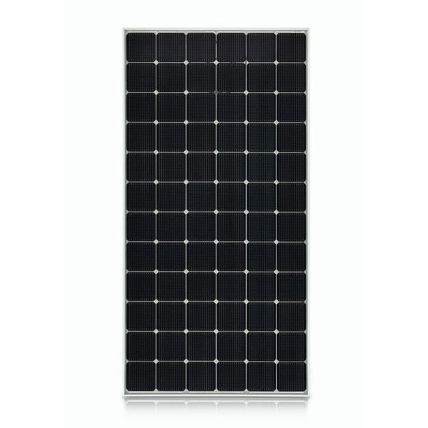 LG LG410N2T-L5 bi-facial solar panel